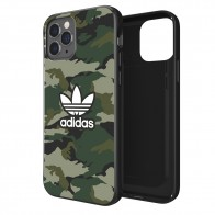 Adidas Snap Case Camo iPhone 12 / 12 Pro 6.1 Groen - 1