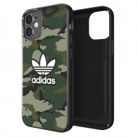 Adidas Snap Case Camo Phone 12 Mini 5.4 Groen - 1
