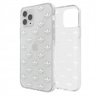 Adidas Snap Case Clear iPhone 12 / 12 Pro 6.1 Logos - 1