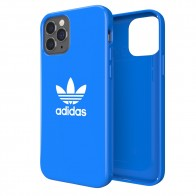 Adidas Snap Case iPhone 12 / 12 Pro 6.1 Blauw - 1