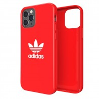 Adidas Snap Case iPhone 12 / 12 Pro 6.1 Rood - 1