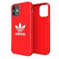Adidas Snap Case iPhone 12 Mini 5.4 Rood - 1