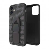 Adidas Grip Case Camo iPhone 12 Mini 5.4 Zwart Iridescent - 1