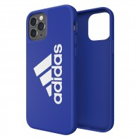 Adidas Iconic Sports Case iPhone 12 / 12 Pro 6.1 Blauw - 1