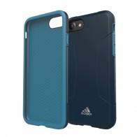 Adidas SP Solo Case iPhone 8/7/6S/6 Blauw - 1