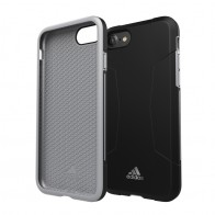 Adidas SP Solo Case iPhone 8/7/6S/6 Zwart/Grijs - 1