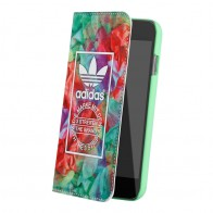 Adidas Booklet Female Floral iPhone 6 - 2