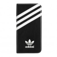 Adidas Booklet Case iPhone 6 Black/White - 1