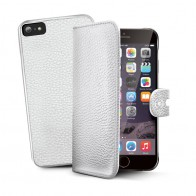 Celly Ambo 2-in-1 Wallet iPhone 6 Plus White - 1