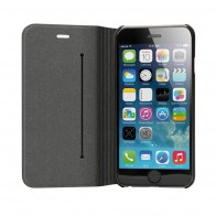 LAUT Apex Folio iPhone 6 Plus Black - 1