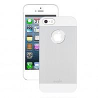 Moshi iGlaze Armour iPhone 5/5S/5C Silver - 1