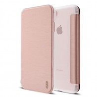 Artwizz Smart Jacket iPhone 7 RoseGold 01