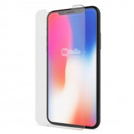 BeHello High Impact Glass Screenprotector iPhone X 01