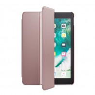 BeHello Smart Stand iPad 2017 Hoesje Rose Goud - 1