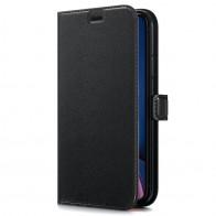 BeHello Wallet Case iPhone XR Zwart 01