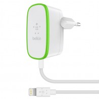 Belkin - Boost Up Lightning 2,4A Wandoplader White 01