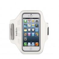 Belkin EaseFit Sportarmband iPhone 5 (White) 01