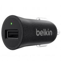 Belkin - Mixit Metallic Autolader 2,4A Black 0