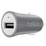 Belkin - Mixit Metallic Autolader 2,4A Grey 01