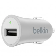 Belkin - Mixit Metallic Autolader 2,4A Silver 01