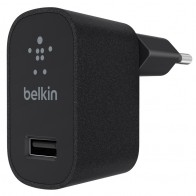 Belkin - Mixit Metallic Wandoplader Universeel 2,4A Black 01