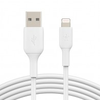 Belkin Lightning Kabel 1m USB-A Wit 01