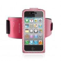 Belkin Profit Convertible iPhone 4(S) Pink - 1