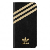 Adidas Booklet Case iPhone 6 Plus Black/Gold - 1