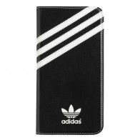 Adidas Booklet Case iPhone 6 Plus Black/White - 1