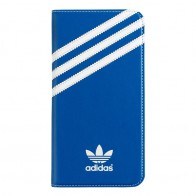Adidas Booklet Case iPhone 6 Plus Blue/White - 1