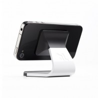 Bluelounge Milo iPhone Stand White - 1