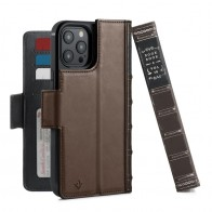Twelve South BookBook iPhone 12 Pro Max Bruin 01