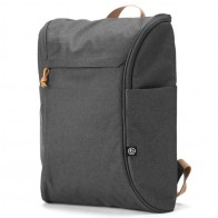 Booq - Daypack 15,6 inch Laptop Rugzak Black Tan 02
