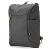 Booq - Daypack 15,6 inch Laptop Rugzak Black Tan 02