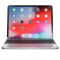 Brydge Pro Keyboard iPad Pro 12.9 inch (2018) Silver - 1