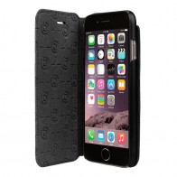 Bugatti Book Cover Parigi iPhone 7 Black - 1
