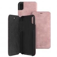 Bugatti Parigi Ultra Suede iPhone X Opal Pink - 1