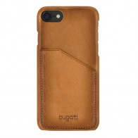 Bugatti Pocket Snap Case Londra iPhone 7 Brown - 1