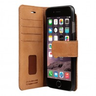 Bugatti Zurigo Book Case iPhone 7 Brown - 1