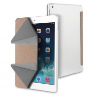 Muvit Butterfly Stand Case iPad Air 2 Gold - 1