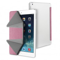 Muvit Butterfly Stand Case iPad Air 2 Pink - 1