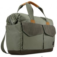 Case Logic LoDo Satchel 15 inch Petrol Green - 2