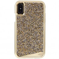 Case-Mate Premium Brilliance Case iPhone X Champagne 01