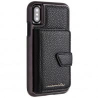 Case-Mate Compact Mirror Case iPhone X Black 01
