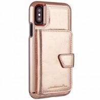 Case-Mate Compact Mirror Case iPhone X Rose Gold 01