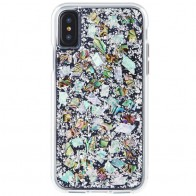 Case-Mate Karat Case iPhone X Pearl 01