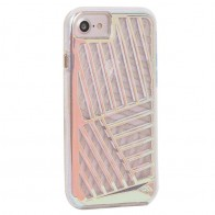 Case-Mate Tough Layers iPhone 7 Iridescent Cage 01