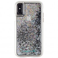 Case-Mate Waterfall Case iPhone X Iridescent 01