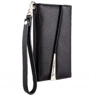 Case-Mate Wristlet Folio iPhone X Black 01