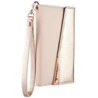 Case-Mate Wristlet Folio iPhone X Rose 01